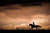 Bareback in the Storm (Dan Ballard Photography) Tags: horse storm beautiful photography amazing cowboy colorado gallery photographer pics outdoor best riding photograph western stunning prints cowgirl southeast portfolio cloudscapes cowboysandindians gallary photograpy southeastcolorado danballard overtheexcellence coloradothunderstorms therebeastormabrewin