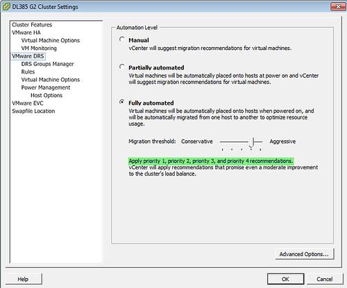 DPM » boche net – VMware vEvangelist