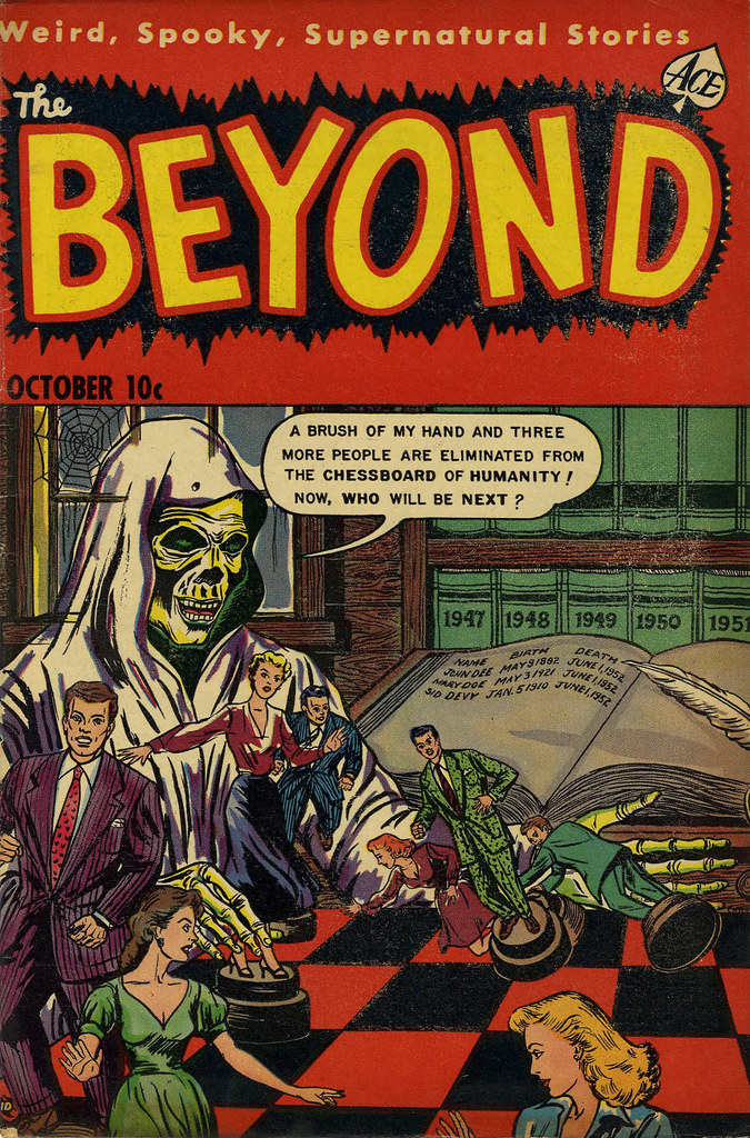 The Beyond #16 (Ace, 1952)