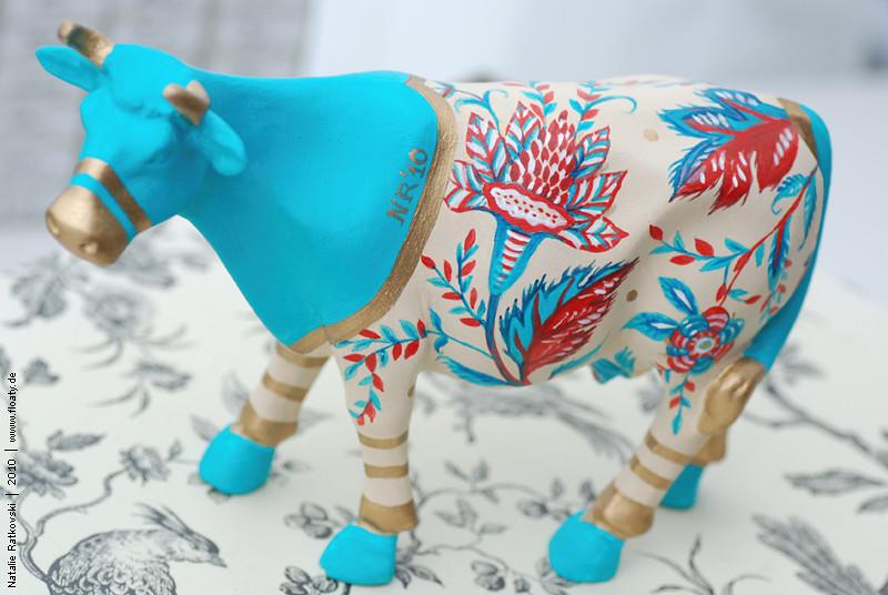 Chintz cow
