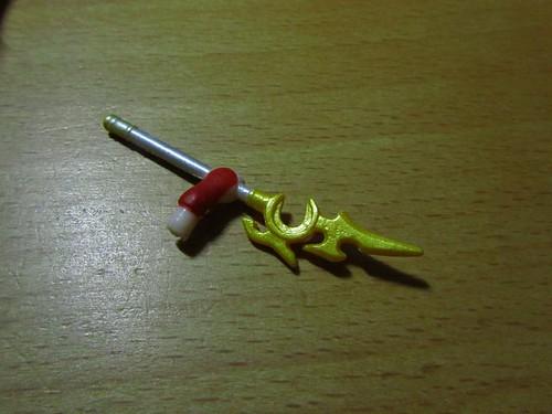 天地神鋒-黃泉-黃泉銀槍.JPG