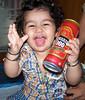Baby Boy ANGAD (gsb_viva) Tags: happy laugh angad gsbviva