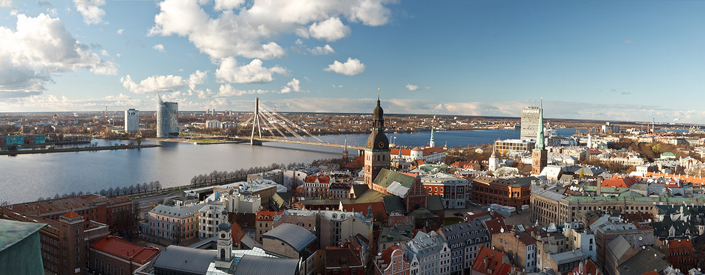 Riga - panorama -2 - small