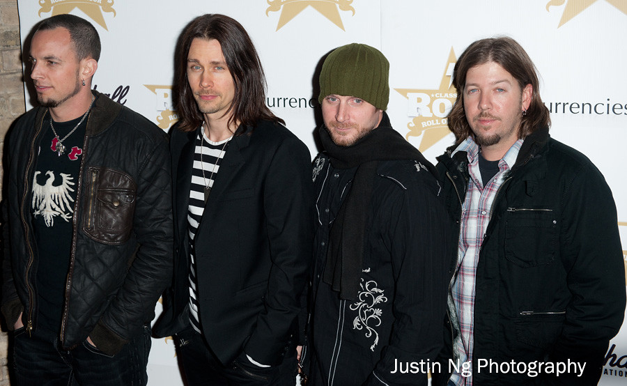 10-11-2010 - Classic Rock Roll Of Honour Arrivals
