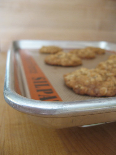 pam's oatmeal cookies