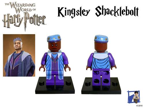 Kingsley Shacklebolt