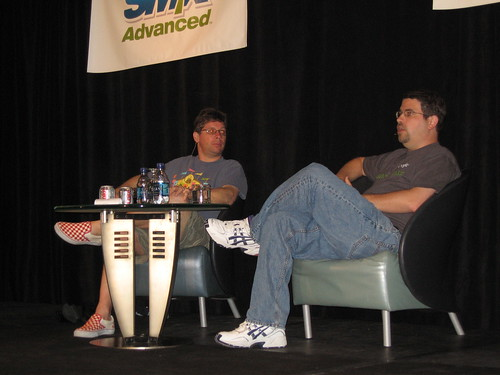 Matt Cutts & Danny Sullivan Search Marketing Expo Advanced Seattle 2007