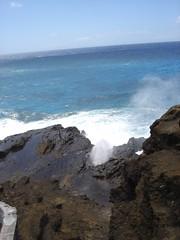 Blow Hole (#Photography By Randall) Tags: hawaii oahu blowhole