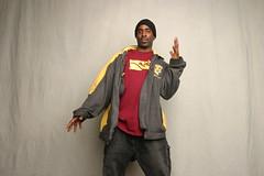 Sharkula (Sharkula) Tags: street music chicago jim dookie hip hop rap legend sharkula thig newberry