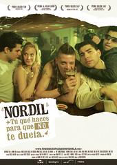 Póster y trailer en castellano de 'Nordil, tú que haces para que no te duela'