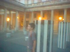 060729_770 Paris Place de colonnes (Mareczek.) Tags: paris france adam vacances tomek kuba beata visite clothilde wakacje