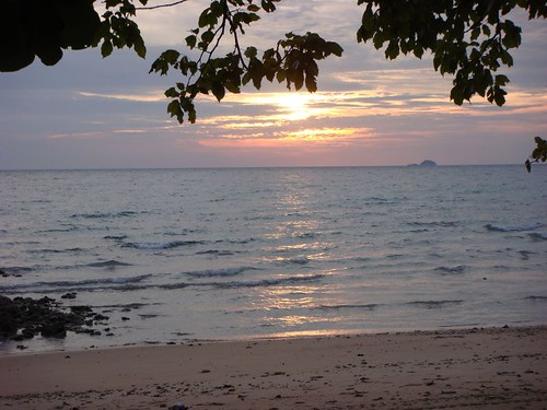 Tioman Island sunset...