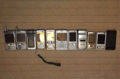 A Brief Phone History