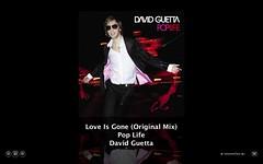 David Guetta - Pop Life, Full-Screen @ iTunes (Felix van de Gein) Tags: life music house david apple dance album cd coverflow itunes pop mp3 cover poplife davidguetta guetta macintish