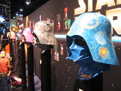Vader Project at Comic-Con (The Official Star Wars) Tags: starwars comiccon sdcc comiccon2007 vaderproject sdcc07 sandeigocomiccon