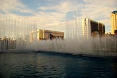 More Bellagio Fountains
