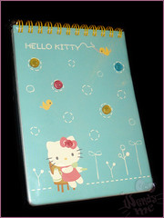 Hello Kitty Notebook (Wendy MC ) Tags: hk cute mexico hellokitty kitty sanrio mexican stuff kawaii blocks notas wendy collector notebooks notepads coleccin coleccion coleccionista libretas wendymc hellokittyfan wendybonita mexicancollector coleccionistamexicana hellokittycollector sanriocollector sanriofan micoleccindehellokitty wendybonitamc collectorgirl coleccionistadehellokitty colecindehellokitty