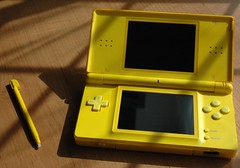Pikachu DS - Yellow - 019 (WooDrew) Tags: yellow japan nintendo ds gaming pikachu pokemon import dslite