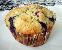 blueberry muffin (rachel is coconut&lime) Tags: blueberry muffin buttermilk flaxseed