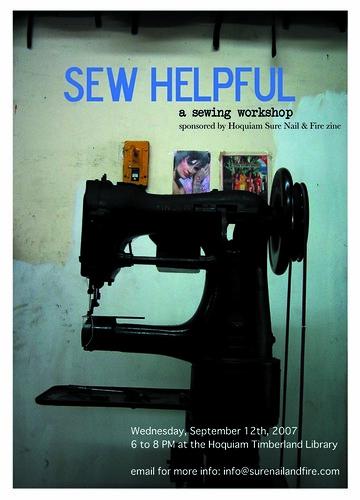 Introducing...  Sew Helpful!