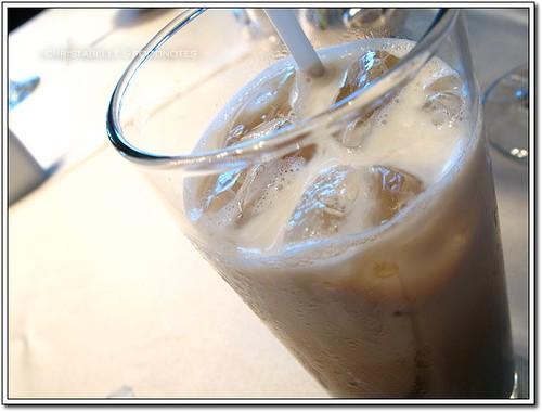 世貿聯誼社西餐廳冰咖啡