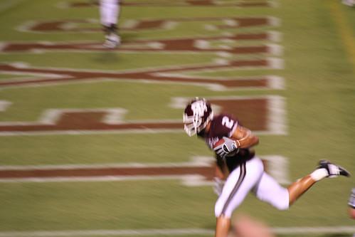 Aggie Touchdown!!