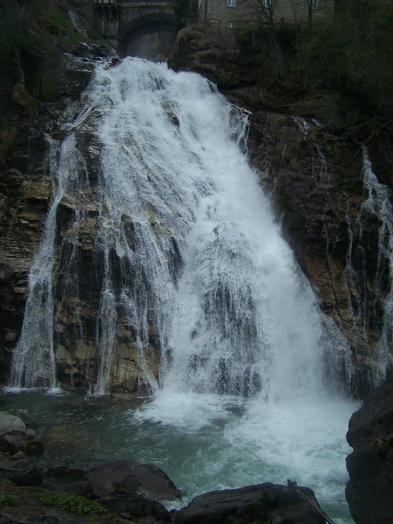 Cascata di Bad Gastein