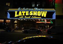 Ed Sullivan Theater (63n1) Tags: nyc newyork broadway lateshowwithdavidletterman edsullivantheater