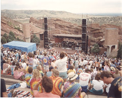 Grateful Dead at Red Rocks Amphitheatre with deadheads waiting to start taken 8-11-1987 (digital deadhead) Tags: ocean life sanfrancisco china park christmas old city flowers red summer vacation sky people music food plants white newyork canada france mountains flower green london art history love festival japan night river square landscape dead photography bill concert nikon montana rocks flickr peace time live crowd imagine grateful kindness graham crowds deadhead laughterloveandmusic