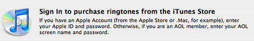 Apple iPhone Ringtones