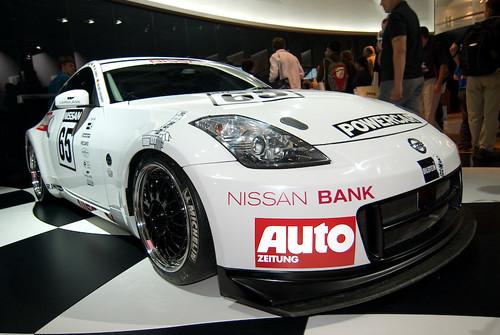 Z Car Race Car