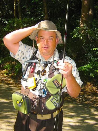 Rick Szlachta Flyfishes the Wissahickon