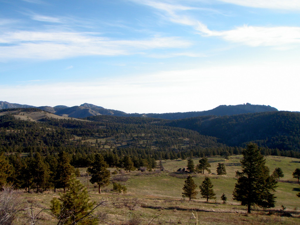Top of White Ranch