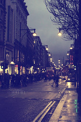 Ⓨ {O}xford Street.. (- M7D . S h R a T y) Tags: street light people bus london night bokeh oxford 5photosaday wordsbyme ®allrightsreserved™
