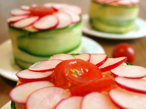 Schwedischer Sandwich Cake