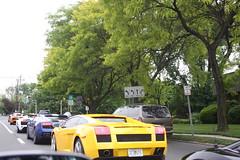 IMG_0972 (Lamborghini obsessed) Tags: paul lamborghini harrington murcielago gallardospyder 5604 lp640 valentinobalboni lp640roadster gallardocoupe dreamcarlegendstour
