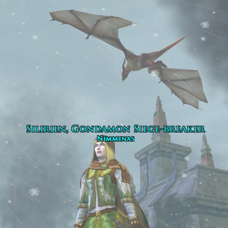 Gondamon Siege Breaker