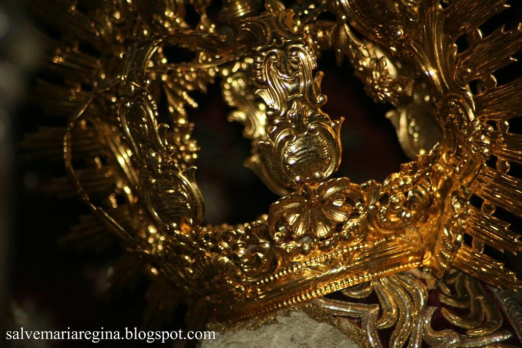 Corona de Ntra. Sra. del Valle.