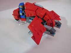 Ghost (Benny Brickster) Tags: lego chief ghost halo master spartan mongoose warthog covenant