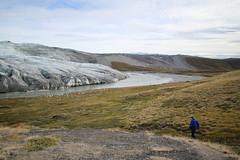 kangerlussuaq - russell glacier (Vida Morkunas (seawallrunner)) Tags: travel cruise greenland hurtigruten cwall kangerlussuaq westgreenland july2010 vestgronland westerngreenland ataleoftwoicelands returntoeurope
