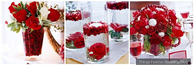 Winter Wedding Centerpiece Ideas