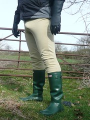 P1030983A (javelin245) Tags: boots rubber wellies hardon hunters jodhpurs