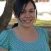Library staff member Kaela Cordova