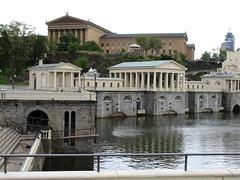 Waterworks, Philadelphia Museum of Art, Philly PA (hamerly) Tags: philadelphia waterworks phillytrip
