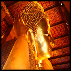 the reclining buddha (back from bangkok!) (DocTony Photography) Tags: travel canon thailand temple bravo bangkok buddha buddhism interestingness9 1022 30d recliningbuddha gautama supertony outstandingshots superaplus aplusphoto goldenphotographer doctony bratanesque excellentphotographerawards