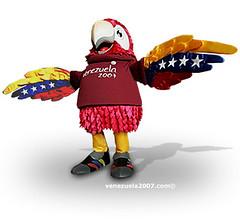 Guaky: Mascota de la Copa America Venezuela 2007