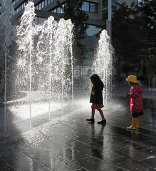 Decisive moment? (helen.2006) Tags: london documentary hammersmith myfavourites yourfavourites lyricsquare interactivefountain howwearenow
