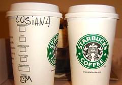 Starbucks e eu