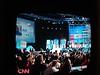 CNN / Youtube Democratic Debate on TV - 3