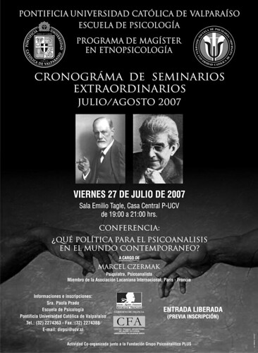 ¿Qué política para el psicoanálisis en el mundo contemporáneo?